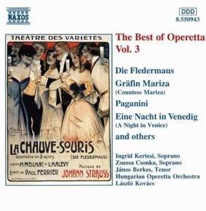 Best Of Operetta Vol.3
