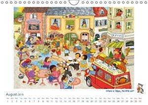 Funny Stories for Children (Wall Calendar 2015 DIN A4 Landscape)