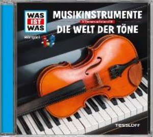 Was ist was Hörspiel-CD: Musikinstrumente/ Akustik