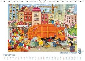 Funny Stories for Children (Wall Calendar 2015 DIN A4 Landscape)