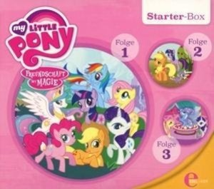My Little Pony - Starter-Box / 3 CDs
