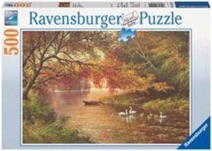 Ravensburger 14212 - Herbstliche Idylle, Puzzle, 500 Teile