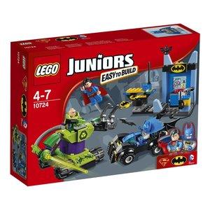 LEGO® Juniors 10724 - Batman? & Superman? gegen Lex Luthor?