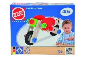 Eichhorn 100039012 - Heros Constructor: Motorrad