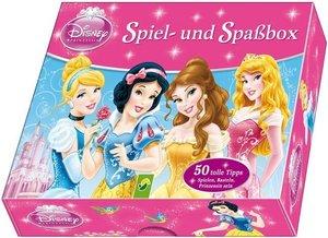 Disney Prinzessin - Spiel- und Spaßbox