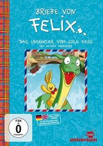 Briefe Von Felix:Das Ungeheuer Von Loch Ness/+