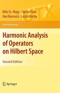 Harmonic Analysis of Operators on Hilbert Space