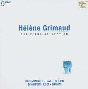 Helene Grimaud Plays Piano 5CD