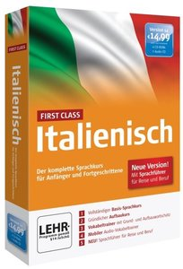 First Class Sprachkurs Italienisch Version 14