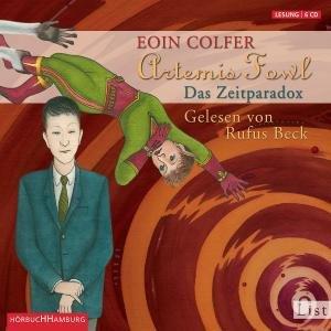 Eoin Colfer: Artemis Fowl-Das Zeit-Paradox