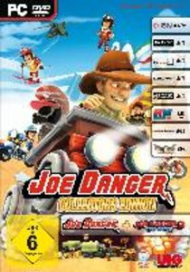 Joe Danger - Collectors Edition