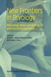 New Frontiers in Bryology