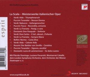La Scala-Meisterwerke Italienischer Oper