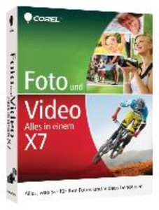 Corel Foto und Video X7 (Corel® Foto und Video Pro X7 - Alles in