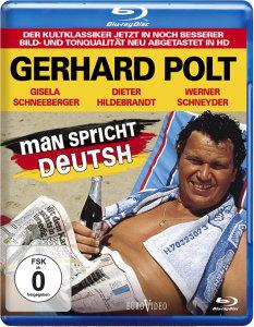 Man spricht deutsh (Blu-ray)