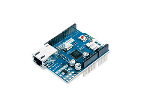 ARDUINO Ethernet Shield (ohne SMD) - Lernpaket