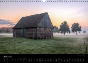 Monuments of Germany 2015 (Wall Calendar 2015 DIN A3 Landscape)