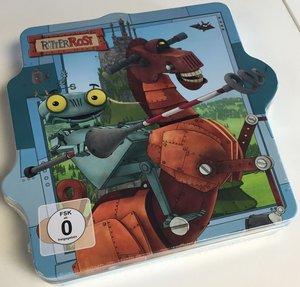 3er DVD Metallbox (Die Überraschung,Schrottland h