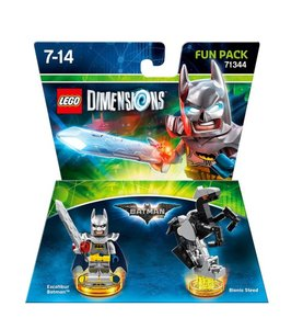LEGO - Dimensions - Fun Pack - LEGO Batman-The Movie (71344)