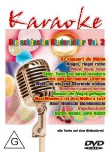 Die Schönsten Kinderlieder Vol.2-Karaoke DVD