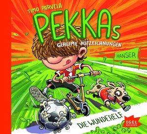 Pekkas geheime Aufzeichnungen 02. Die Wunderelf