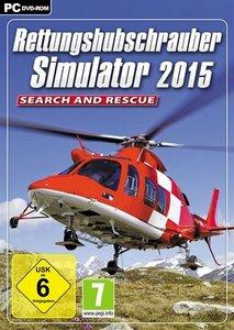 Rettungshubschrauber Simulator 2015