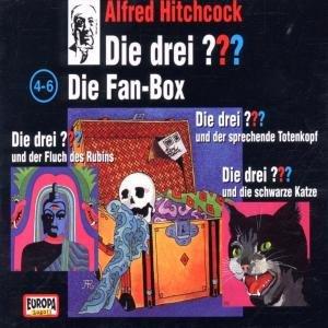 Die drei ??? Box 02. Folgen 4-6 (drei Fragezeichen). 3 CDs