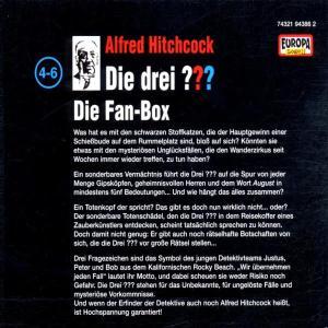 Die drei ??? Box 02. Folgen 4-6 (drei Fragezeichen). 3 CDs - zum Schließen ins Bild klicken