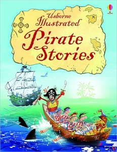 Illustrated Pirate Stories