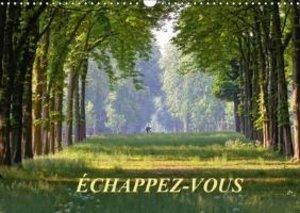 ÉCHAPPEZ-VOUS (Calendrier mural 2015 DIN A3 horizontal)