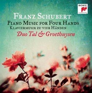 Franz Schubert: Piano Music For Four Hands