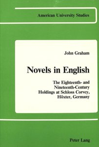 Novels in English