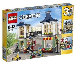 LEGO 31036 - Creator: Spielzeug- und Lebensmittelgeschäft