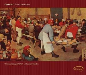 Carmina Burana (Für Sol.,Chor,Klaviere,Schlagwerk)