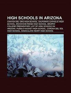 High schools in Arizona