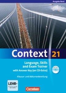 Context 21. Workbook mit Lösungsschlüssel und CD-ROM. Nord (Brem