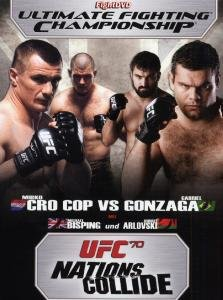 UFC 70: Nations Collide (Ltd.E