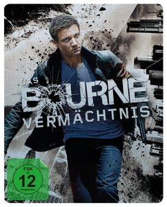 Das Bourne Vermächtnis Steelbook