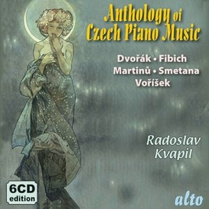 Anthology of Czech Piano Music Vol.2