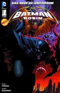 Batman & Robin Sonderband. 01: Geboren um zu töten