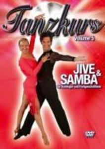 Tanzkurs Vol.5-Jive & Samba