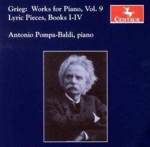 Sämtliche Klavierwerke vol.9: Lyrische Stücke