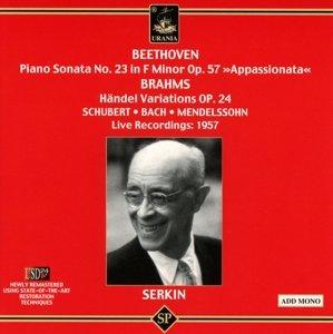 Rudolf Serkin,Klavier