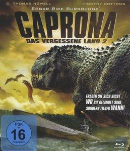 Caprona-Das Vergessene Land 2 (Blu-Ray)