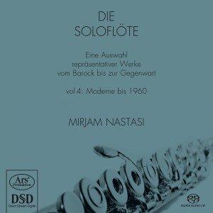 Die Soloflöte Vol.4-Moderne bis 1960