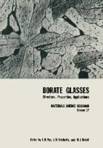 Borate Glasses