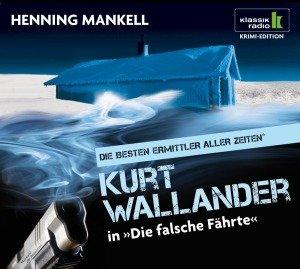 Die Falsche Fährte-Kurt Wallander