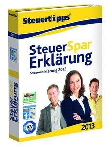 SteuerSparErklärung 2013/CD-ROM