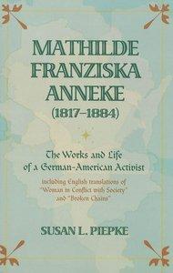Mathilde Franziska Anneke (1817-1884)