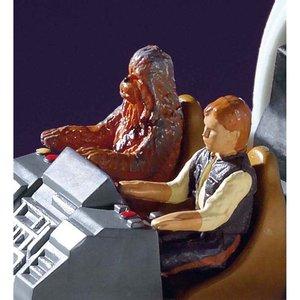 Revell 06658 - Star Wars: Millennium Falcon easykit, Länge 24 cm